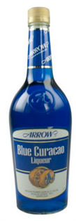 Arrow Liqueur Blue Curacao 1.00l - Case of 12
